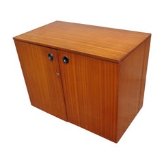 Mid Century Teak Foldable Desk