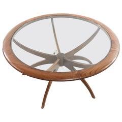 Midcentury Teak G Plan Astro Spider Coffee Table