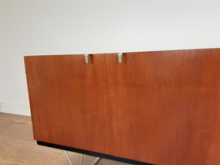 20th Century Midcentury Teak Sideboard Designed by John and Sylvia Reid for Stag Furniture For Sale
