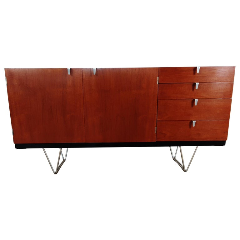 Midcentury Teak Sideboard Designed by John and Sylvia Reid for Stag Furniture For Sale