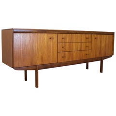 Midcentury Teak Sideboard from White and Newton, 1960s