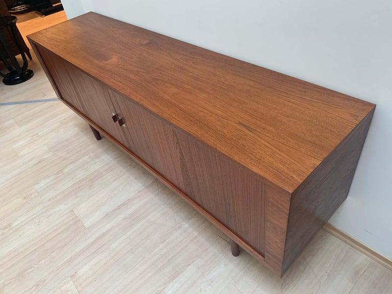 Midcentury Teak Sideboard by Hans J. Wegner, RY-25