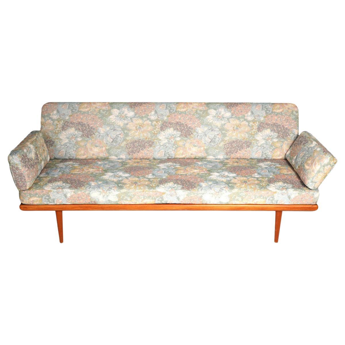 Mid Century Teak Sofa and Daybed by Hvidt & Mølgaard for France & Son, Denmark