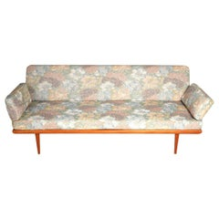 Mid Century Teak Sofa and Daybed by Hvidt & Mølgaard for France & Son, Denmark