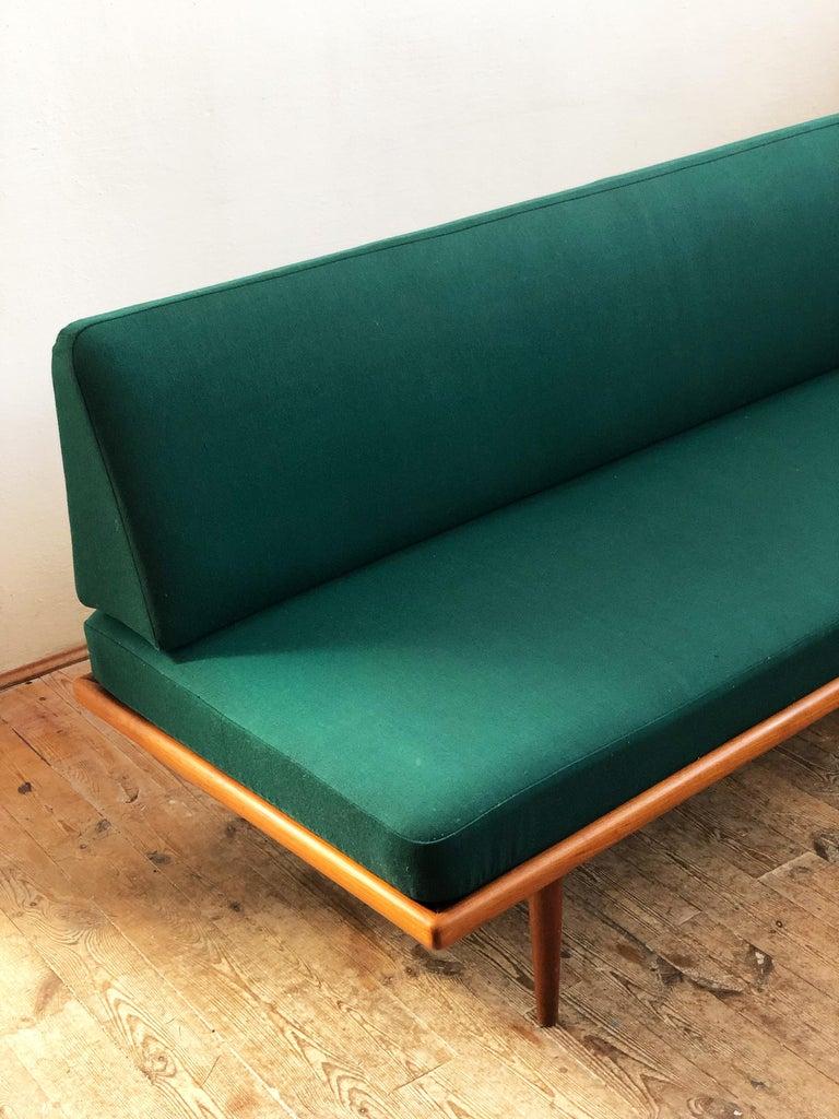 Midcentury Teak Sofa by Peter Hvidt & Orla Mølgaard Nielsen for France & Son For Sale 5