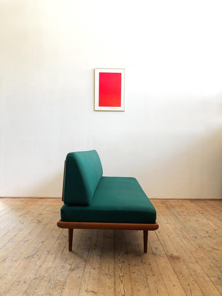 Mid-Century Modern Midcentury Teak Sofa by Peter Hvidt & Orla Mølgaard Nielsen for France & Son For Sale