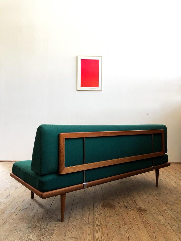 Danish Midcentury Teak Sofa by Peter Hvidt & Orla Mølgaard Nielsen for France & Son For Sale
