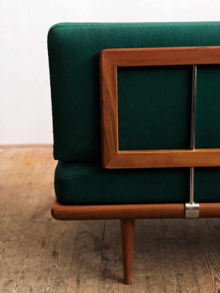 20th Century Midcentury Teak Sofa by Peter Hvidt & Orla Mølgaard Nielsen for France & Son For Sale