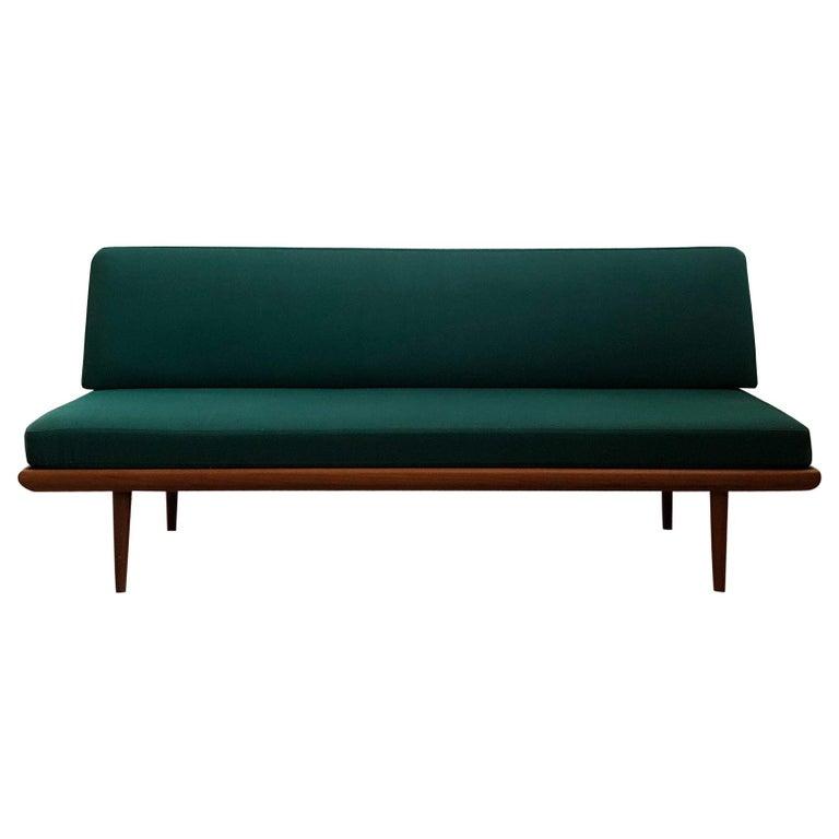 Midcentury Teak Sofa by Peter Hvidt & Orla Mølgaard Nielsen for France & Son For Sale