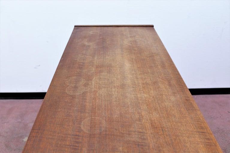Midcentury Teak Vintage Sideboard Danish Design, 1960s For Sale 7