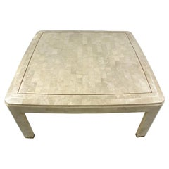 Mid Century Tessellated Coffee Table by Maitland Smith