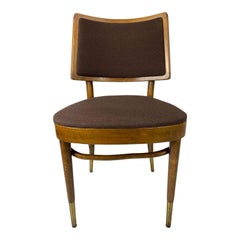 Mid-Century Thonet Style Bentwood Cafe Chair