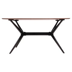 Mid Century Tola Teak Helicopter Dining Table by G Plan, 1950s