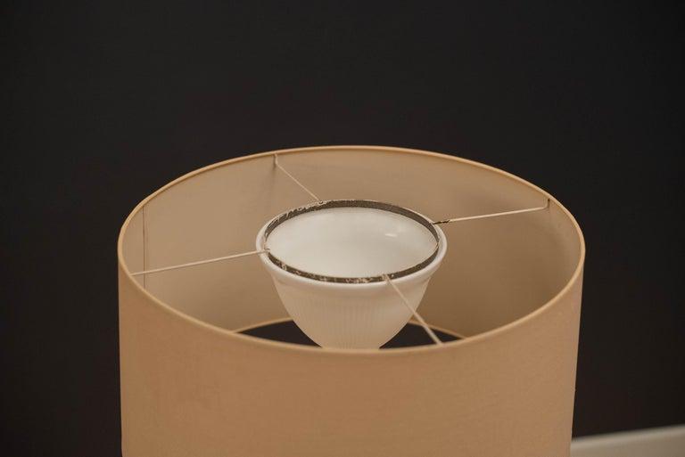Mid Century Tripod Brass Floor Lamp 2