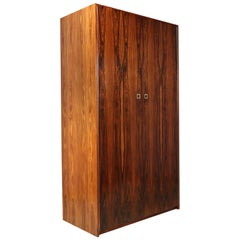 Midcentury Two-Door Wardrobe by Heals