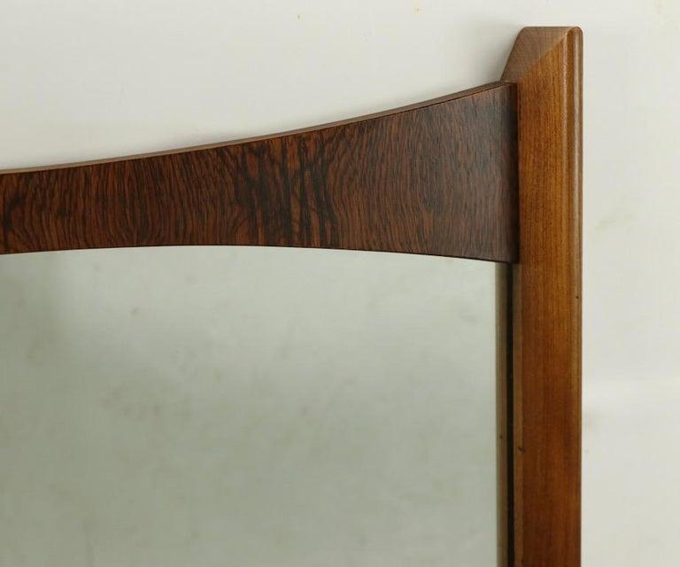 Mid-Century Modern Mid Century Wall Mirror For Sale