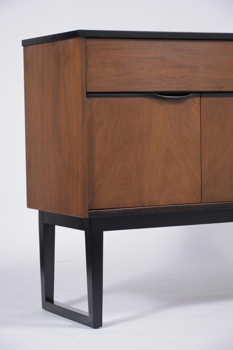 Vintage Mid Century Modern Danish Credenza For Sale 2