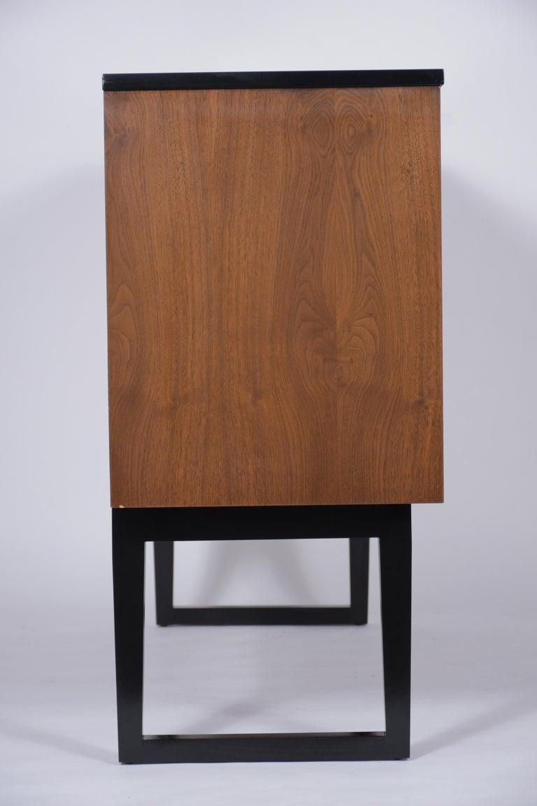 Vintage Mid Century Modern Danish Credenza For Sale 5