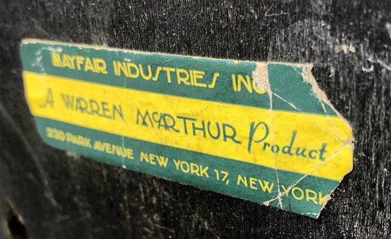 Midcentury Warren McArthur Chairs For Sale 3