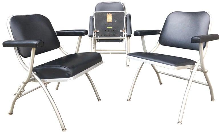 Midcentury Warren McArthur Chairs For Sale 1