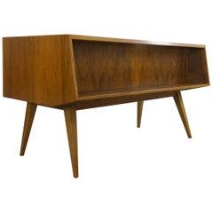 Midcentury Desk by Franz Ehrlich for VEB Deutsche Werkstätten Hellerau, Bauhaus
