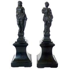 Mid-19th Century Italian Grand Tour Sculptures