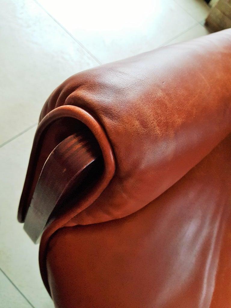 Midcentury 1960s 'Canada' Chair Borsani for Tecno For Sale 4