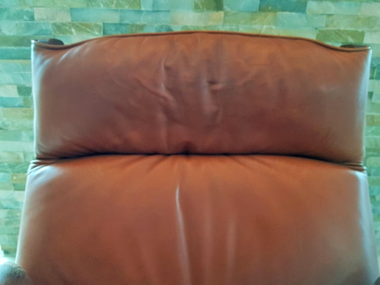 Midcentury 1960s 'Canada' Chair Borsani for Tecno For Sale 6