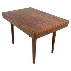 Midcentury Adjustable Dining Table by Jindřich Halabala, 1950s