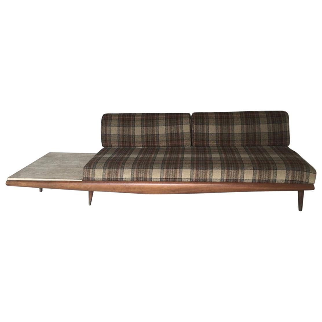 Midcentury Adrian Pearsall for Craft Associates Sofa Daybed Model 615