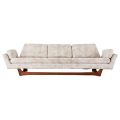 Midcentury Adrian Pearsall for Craft Gondola Sofa