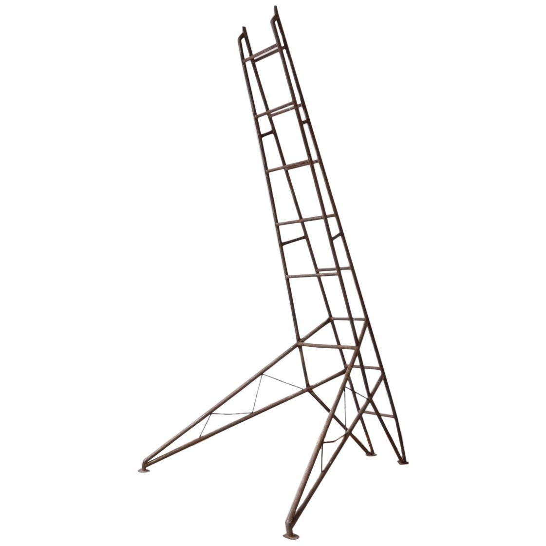 Midcentury Aircraft Ladders