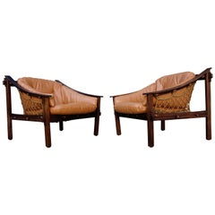 Midcentury Amazonas Armchairs by Jean Gillon