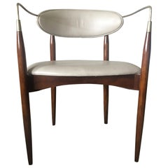Midcentury American Dan Johnson Viscount Chair