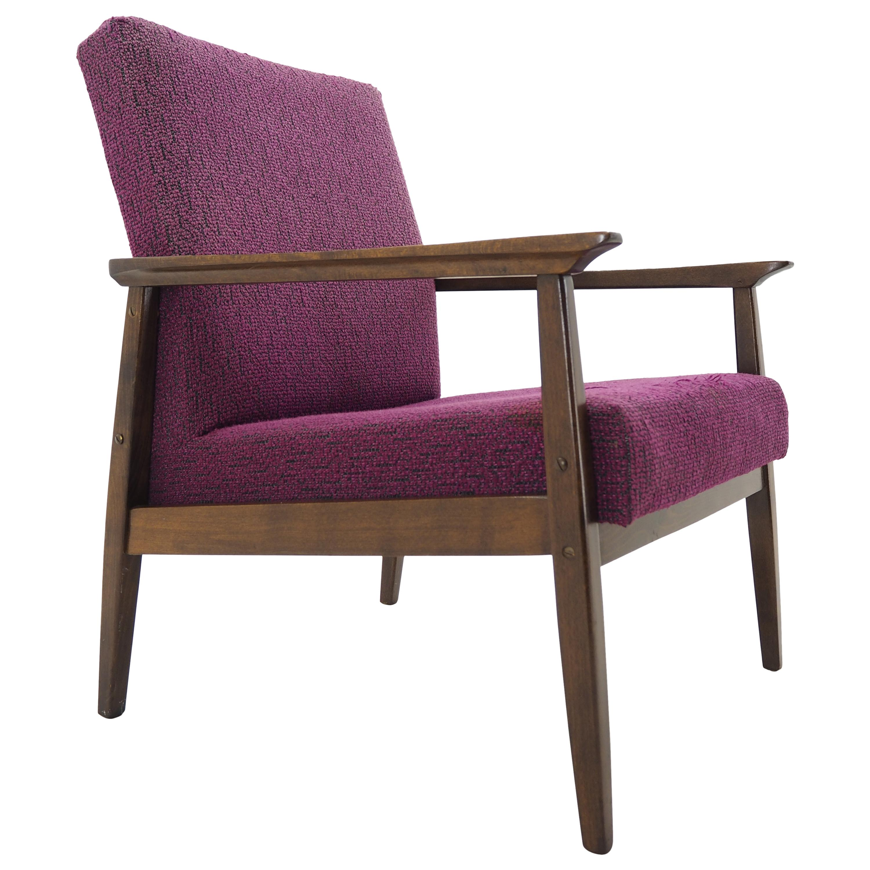 Midcentury Armchair by Ton, Czechoslovakia, 1960s