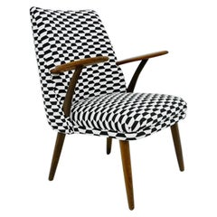 Midcentury Armchair Retro, Danish Design, 1960s