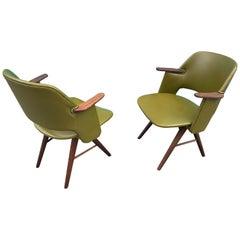 Midcentury Armchairs by Cees Braakman Pastoe