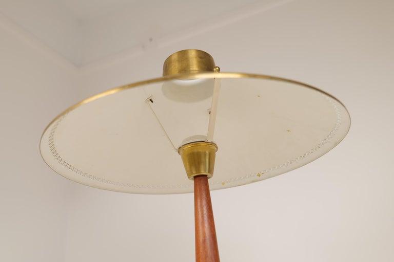 Midcentury ASEA Table Lamp Hans Bergström, Sweden, 1940 For Sale 4