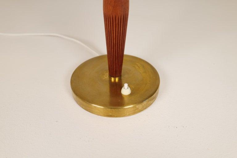 Midcentury ASEA Table Lamp Hans Bergström, Sweden, 1940 For Sale 1