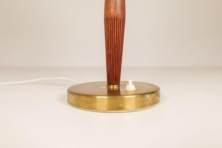 Midcentury ASEA Table Lamp Hans Bergström, Sweden, 1940 For Sale 2