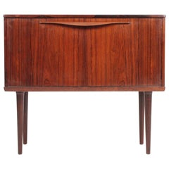 Midcentury Bar Cabinet in Rosewood, Danish Design, 1960s
