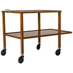 Midcentury Bar Trolley by Josef Frank