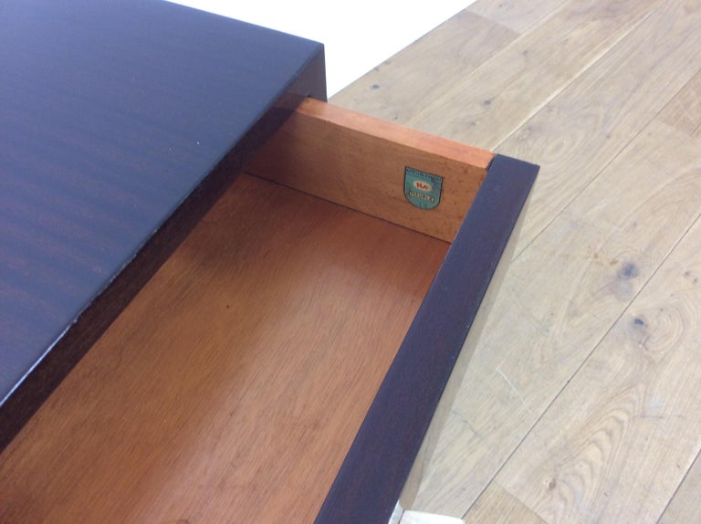 French Midcentury Bedside Cabinets