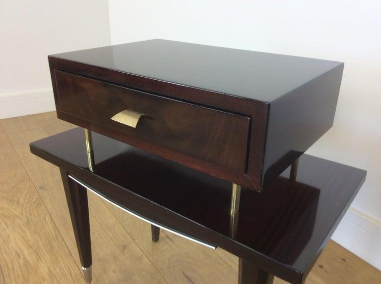 Midcentury Bedside Cabinets 1