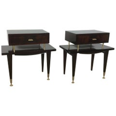 Midcentury Bedside Cabinets