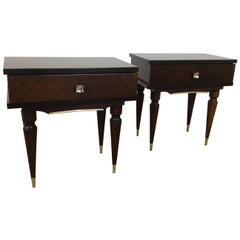 Midcentury Bedside Tables