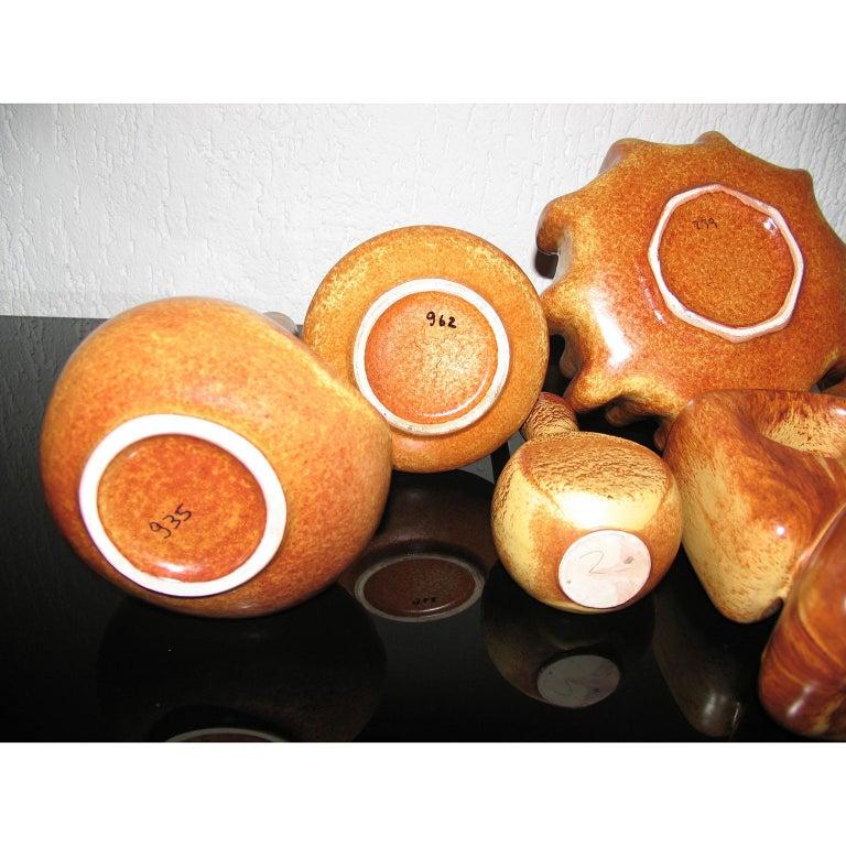 Midcentury Bertoncello Italian Ceramic Vases For Sale 11