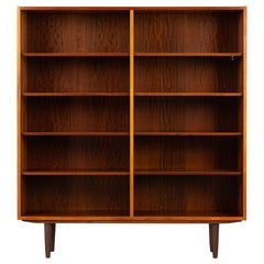 Midcentury Bookcase by Carlo Jensen for Hundevad & Co., 1960s