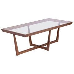 Midcentury Brazilian Center Table, 1960s