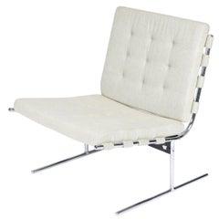 "Midcentury Brazilian ""Oxford"" Armchair by Jorge Zalszupin, 1960s"